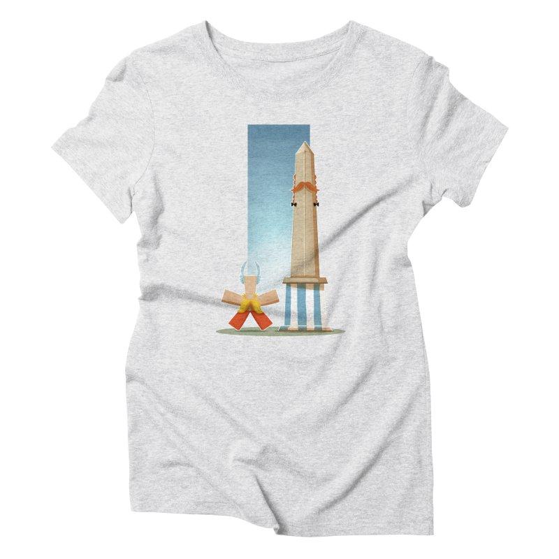 Friends Women's T-Shirt by viborjuhasart's Artist Shop