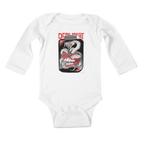 49164ad1 Shop vickinerino on Threadless kids baby-longsleeve-bodysuit