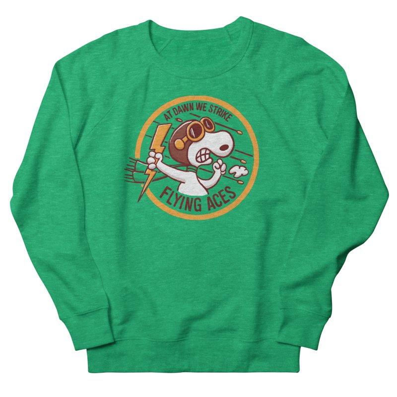 Flying Aces Women's Sweatshirt by Victor Calahan
