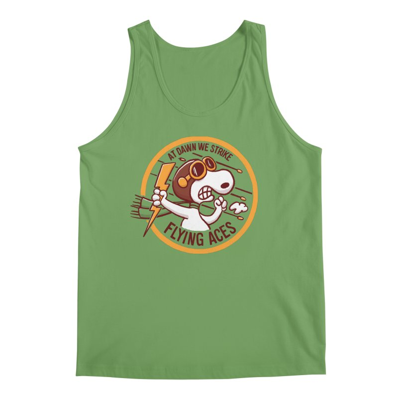 Flying Aces Men's Tank by Victor Calahan