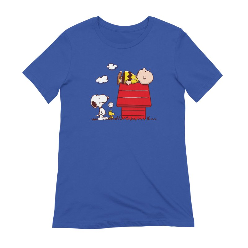 Squatter Women's T-Shirt by Victor Calahan