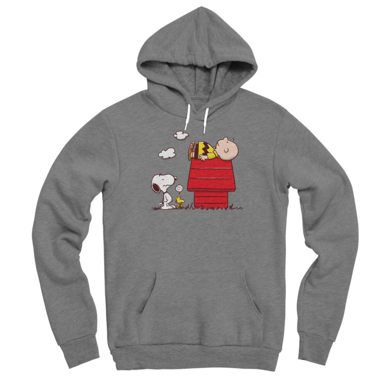 Squatter Women's Pullover Hoody by Victor Calahan