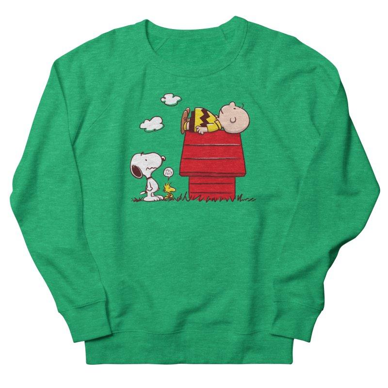 Squatter Women's Sweatshirt by Victor Calahan