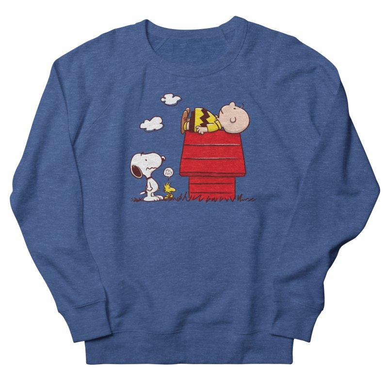 Squatter Men's Sweatshirt by Victor Calahan