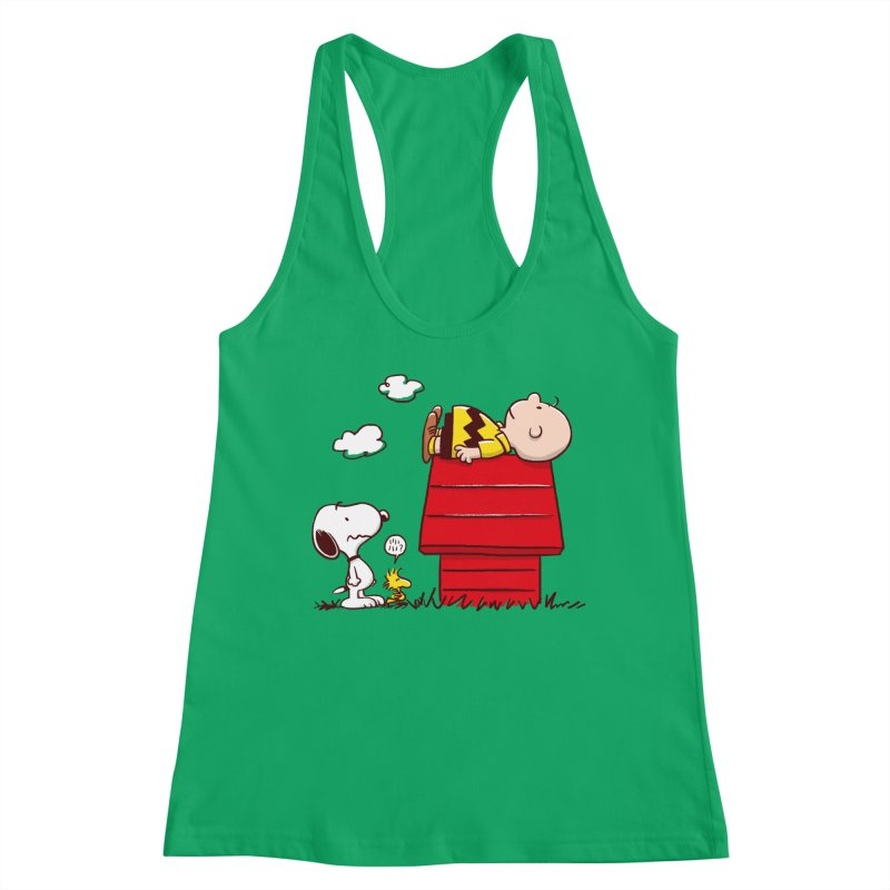 Squatter Women's Tank by Victor Calahan