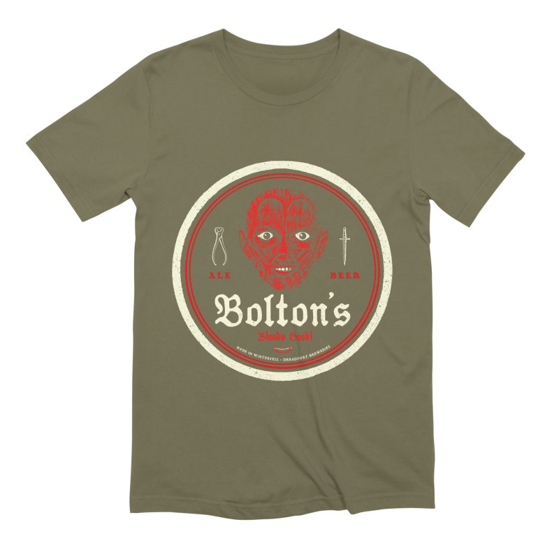 Bloody good! Men's Extra Soft T-Shirt by Victor Calahan