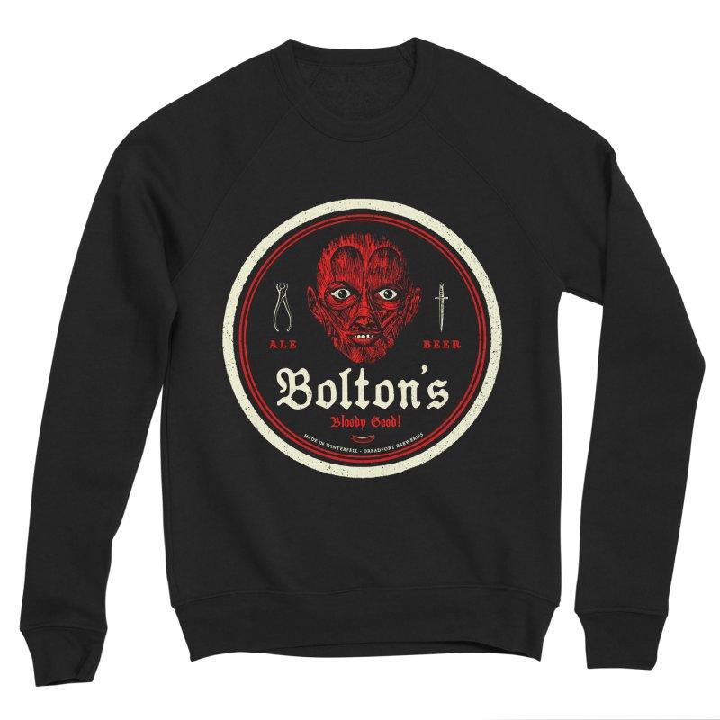 Bloody good! Men's Sponge Fleece Sweatshirt by Victor Calahan