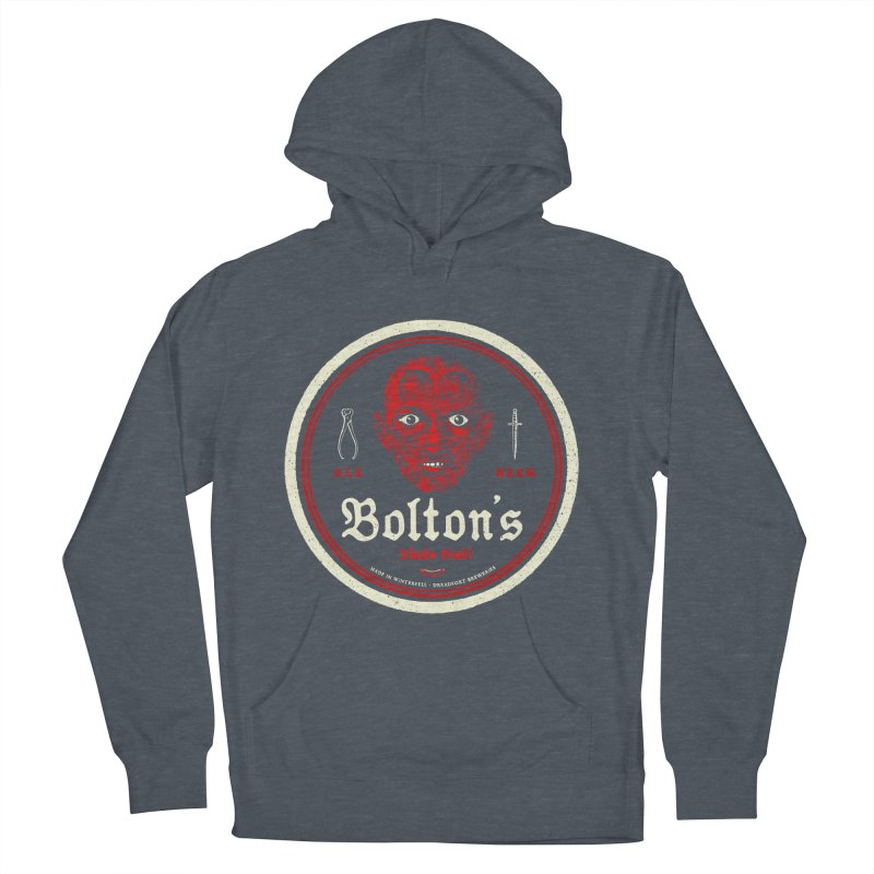 Bloody good! Women's French Terry Pullover Hoody by Victor Calahan