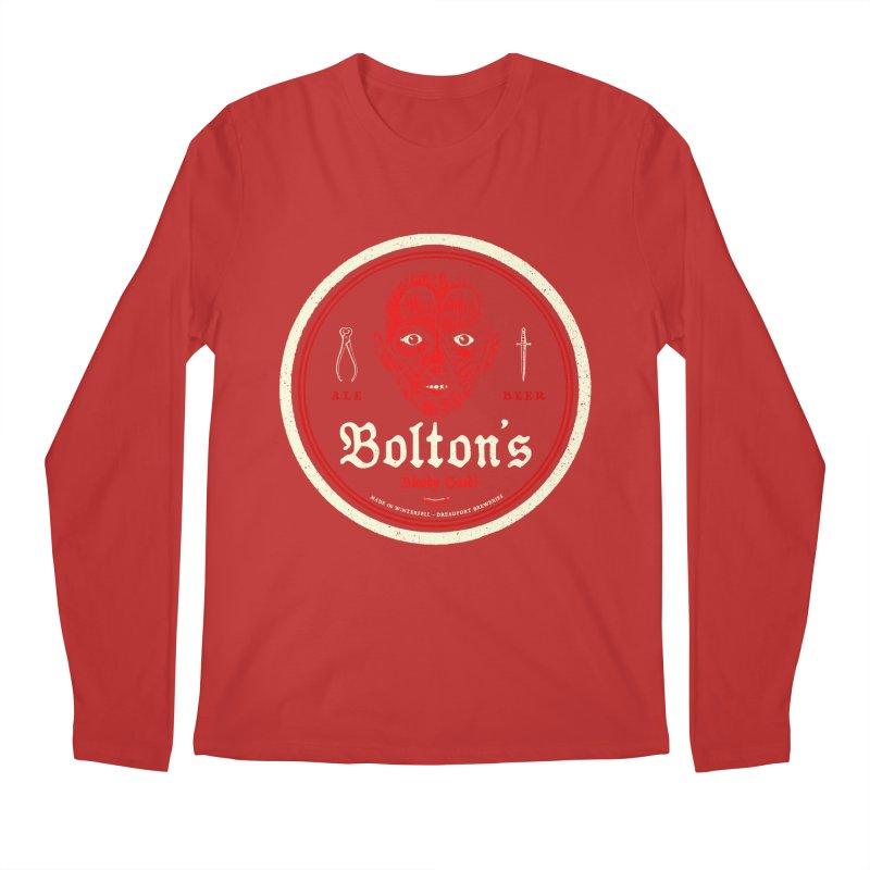 Bloody good! Men's Regular Longsleeve T-Shirt by Victor Calahan