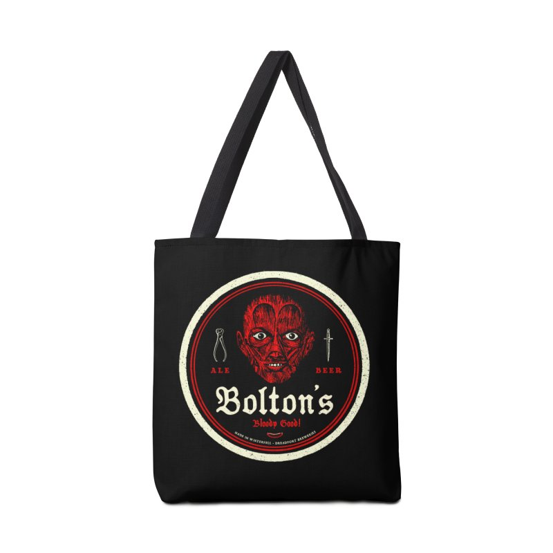 Bloody good! Accessories Tote Bag Bag by Victor Calahan