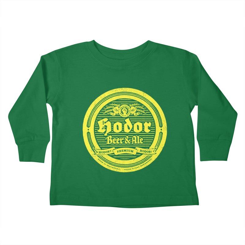 The Strong man's choice Kids Toddler Longsleeve T-Shirt by Victor Calahan