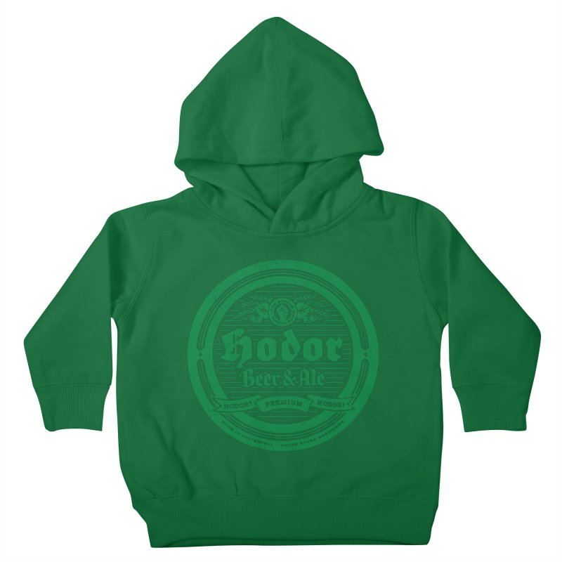 The Strong man's choice Kids Toddler Pullover Hoody by Victor Calahan