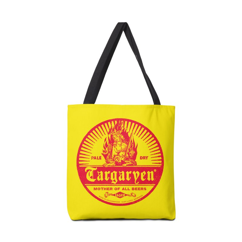 Mother of all beers Accessories Tote Bag Bag by Victor Calahan