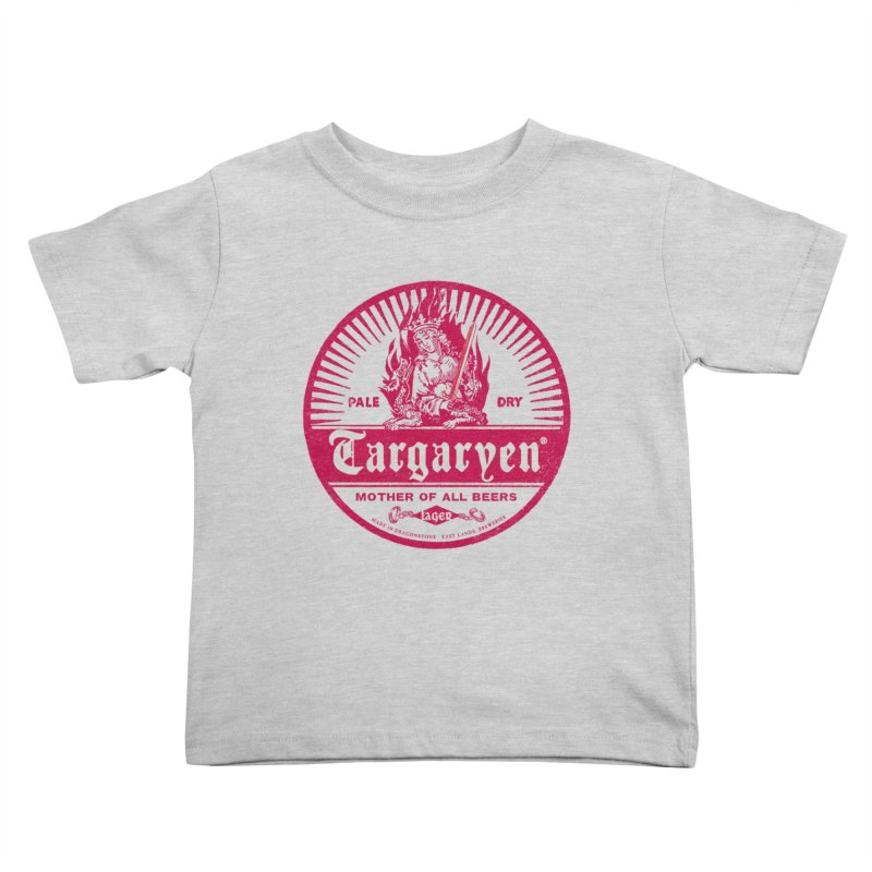 Mother of all beers Kids Toddler T-Shirt by Victor Calahan