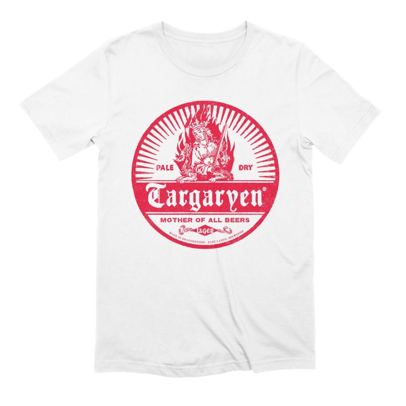 Mother of all beers Men's Extra Soft T-Shirt by Victor Calahan