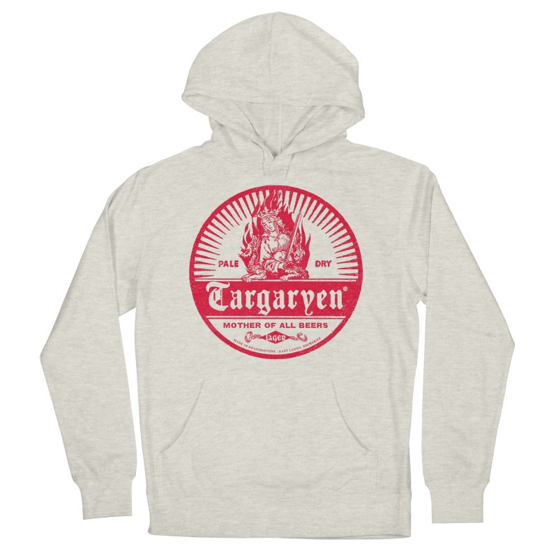 Mother of all beers Men's French Terry Pullover Hoody by Victor Calahan