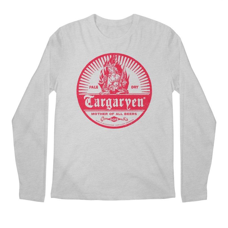 Mother of all beers Men's Regular Longsleeve T-Shirt by Victor Calahan