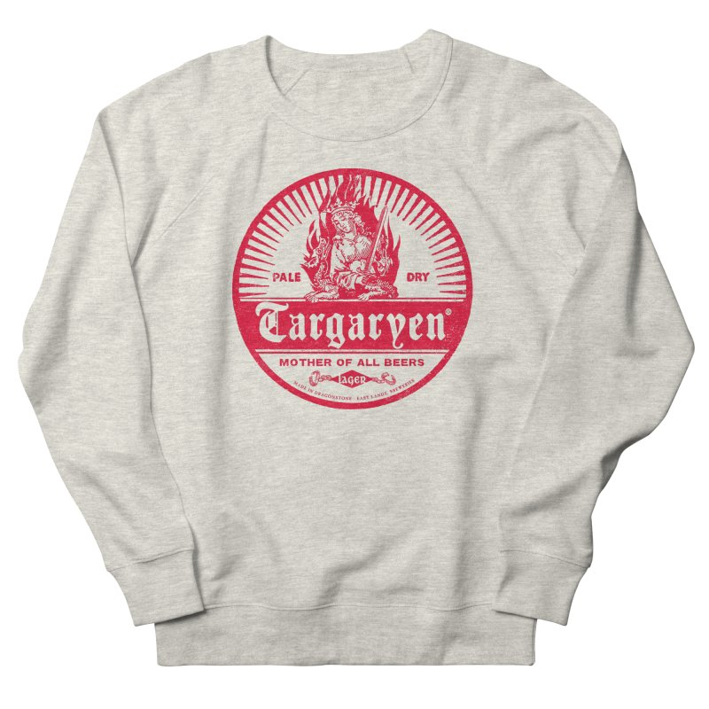 Mother of all beers Women's French Terry Sweatshirt by Victor Calahan