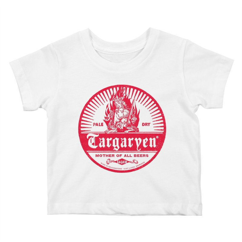 Mother of all beers Kids Baby T-Shirt by Victor Calahan