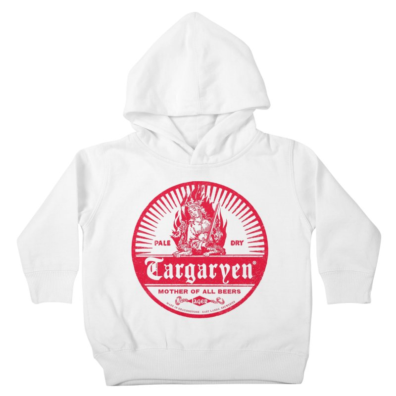 Mother of all beers Kids Toddler Pullover Hoody by Victor Calahan