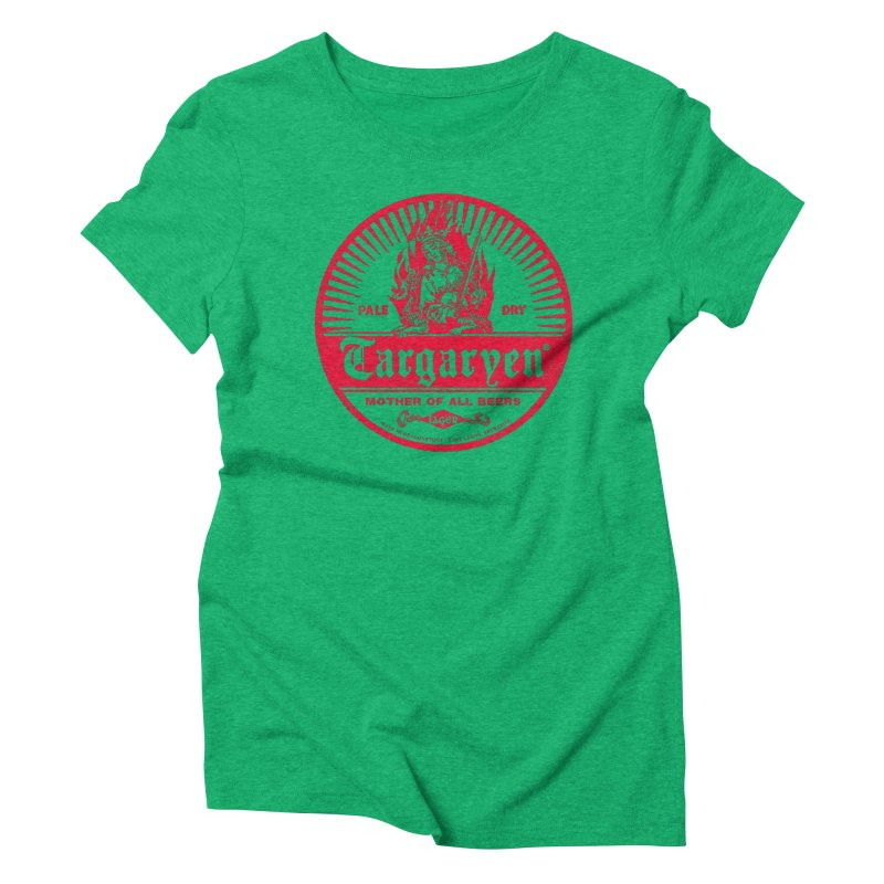 Mother of all beers Women's Triblend T-Shirt by Victor Calahan