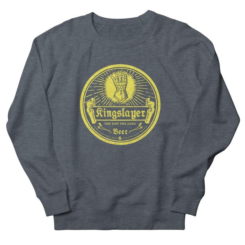 One Hand One Pint Women's Sweatshirt by Victor Calahan
