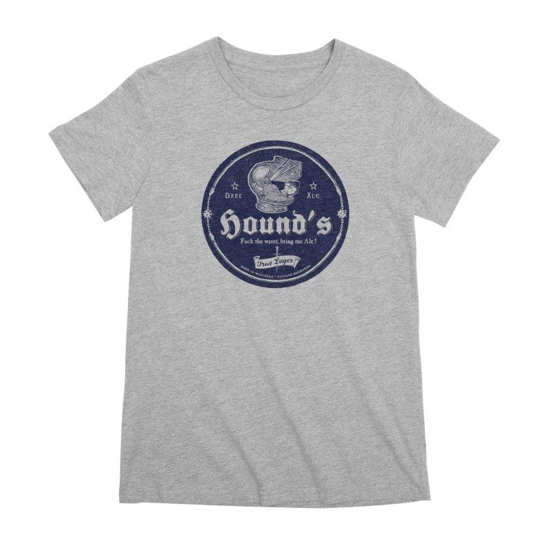 F…ck the Water Women's Premium T-Shirt by Victor Calahan