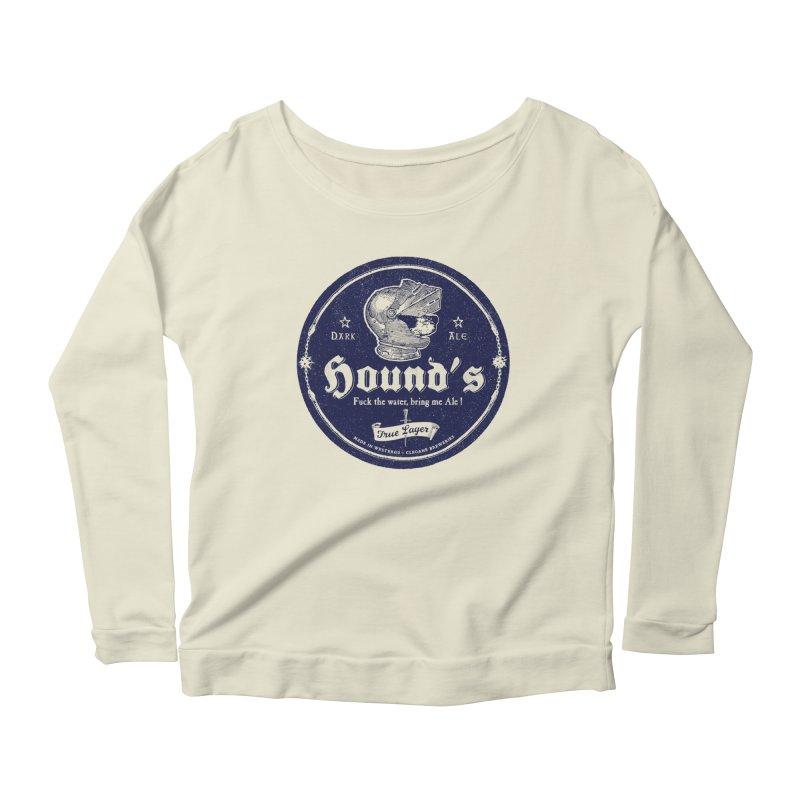 F…ck the Water Women's Scoop Neck Longsleeve T-Shirt by Victor Calahan