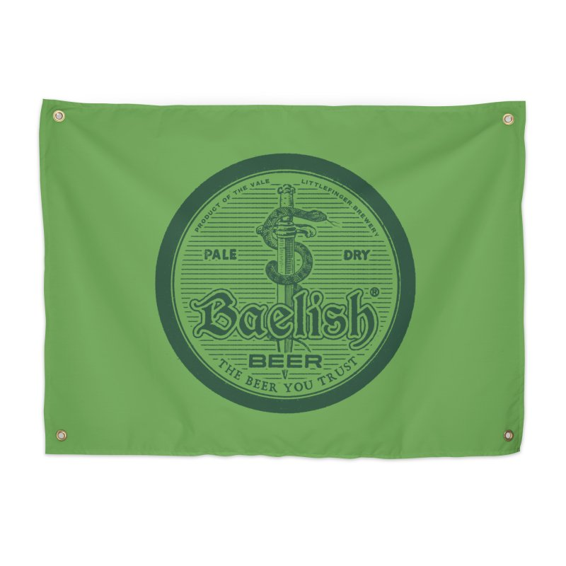 The Beer you Trust Home Tapestry by Victor Calahan