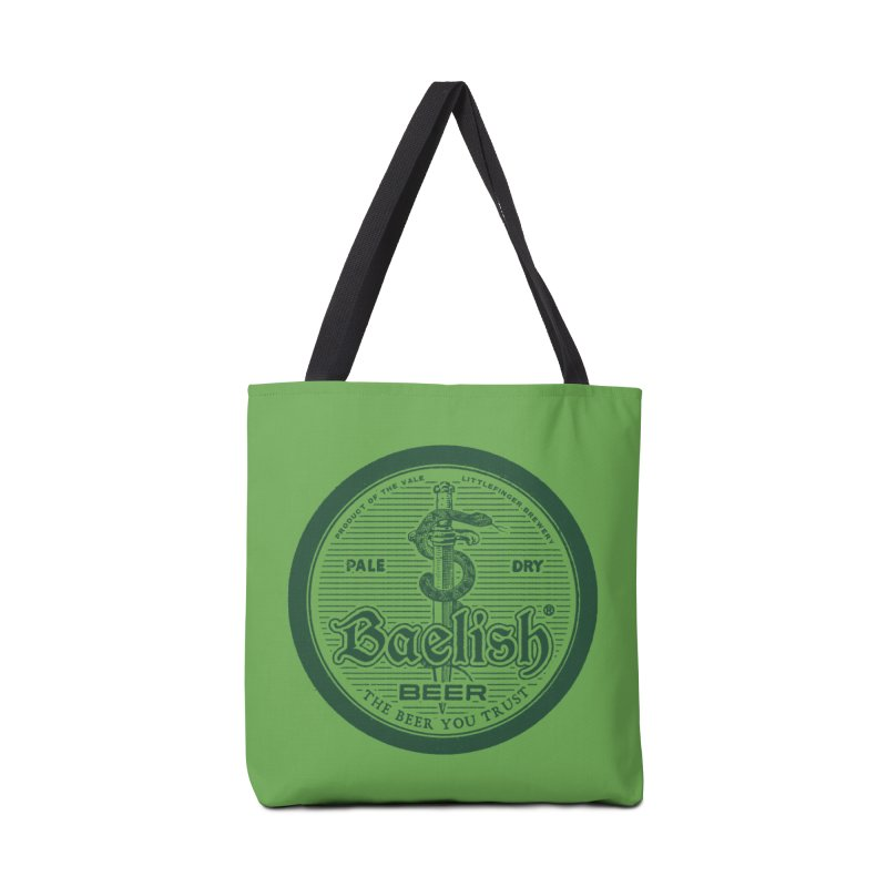The Beer you Trust Accessories Tote Bag Bag by Victor Calahan