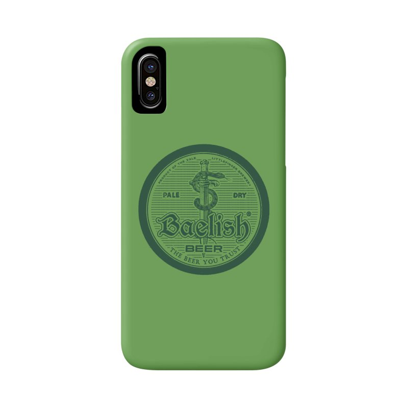 The Beer you Trust Accessories Phone Case by Victor Calahan