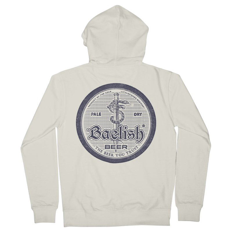 The Beer you Trust Women's Zip-Up Hoody by Victor Calahan
