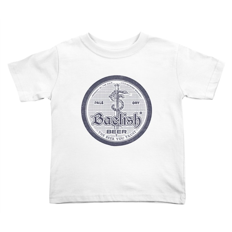 The Beer you Trust Kids Toddler T-Shirt by Victor Calahan