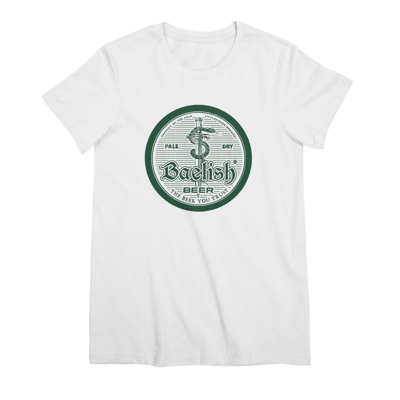 The Beer you Trust Women's Premium T-Shirt by Victor Calahan
