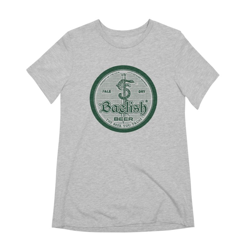 The Beer you Trust Women's Extra Soft T-Shirt by Victor Calahan