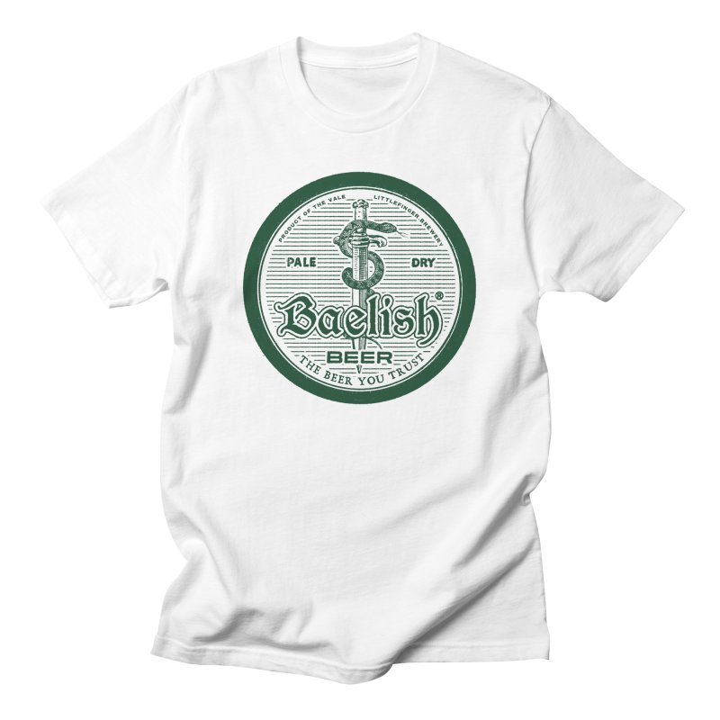The Beer you Trust Women's Regular Unisex T-Shirt by Victor Calahan