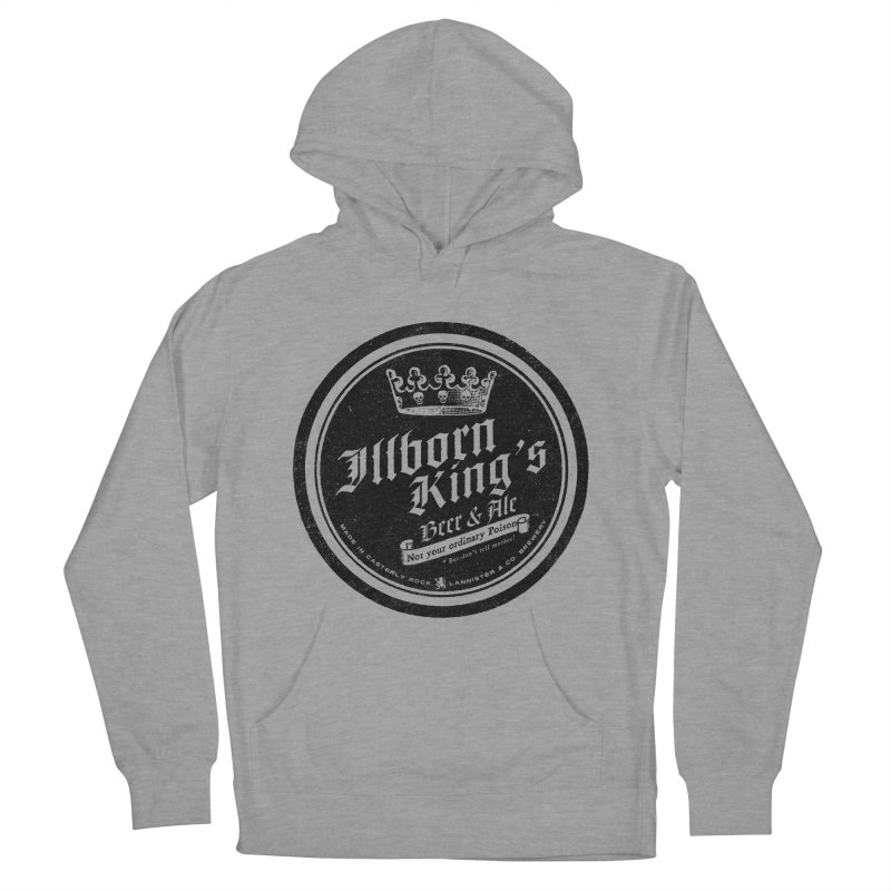 Not your ordinary Poison Men's Pullover Hoody by Victor Calahan