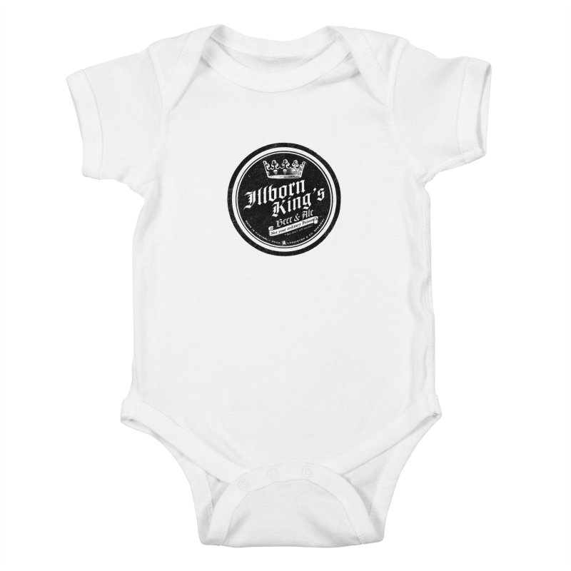 Not your ordinary Poison Kids Baby Bodysuit by Victor Calahan