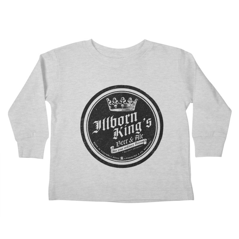 Not your ordinary Poison Kids Toddler Longsleeve T-Shirt by Victor Calahan