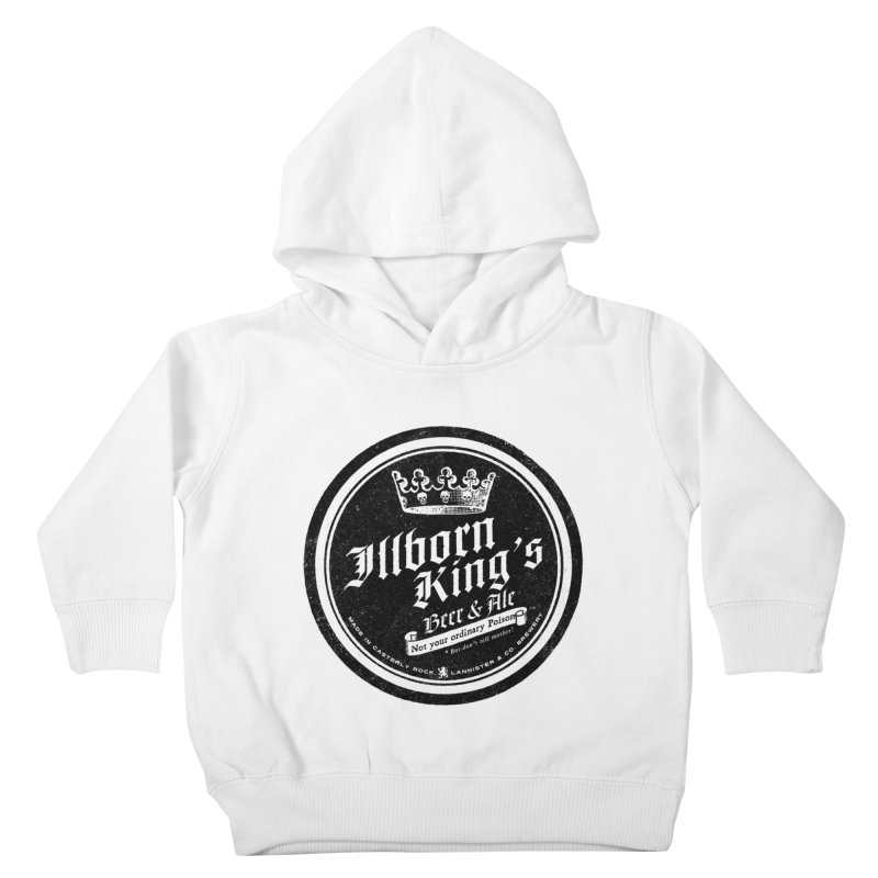 Not your ordinary Poison Kids Toddler Pullover Hoody by Victor Calahan