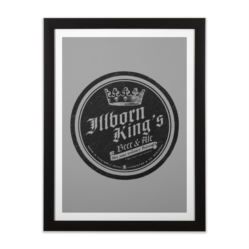 Not your ordinary Poison Home Framed Fine Art Print by Victor Calahan
