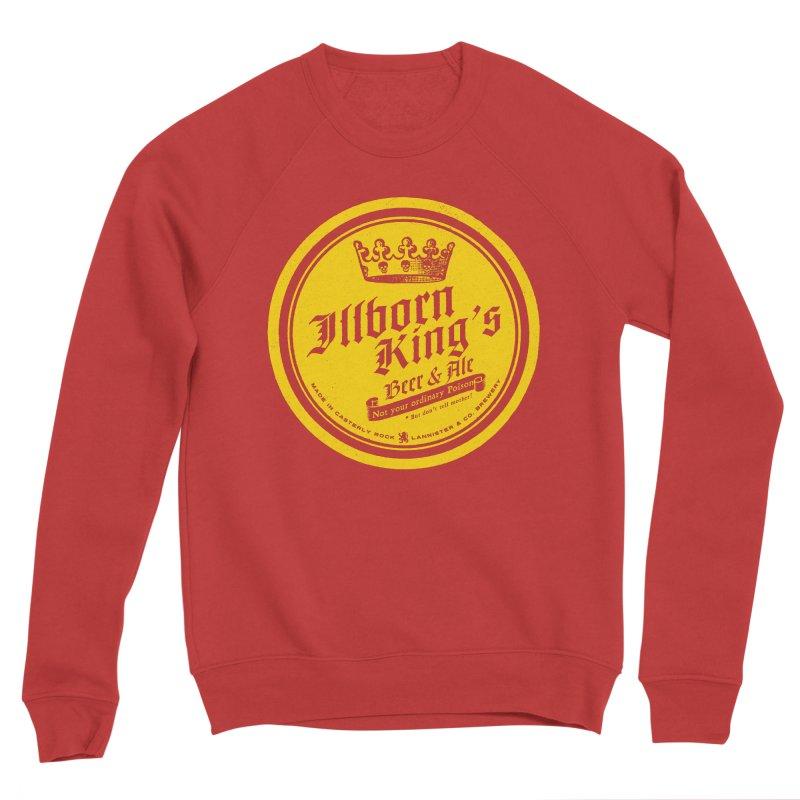 Not your ordinary Poison Men's Sponge Fleece Sweatshirt by Victor Calahan