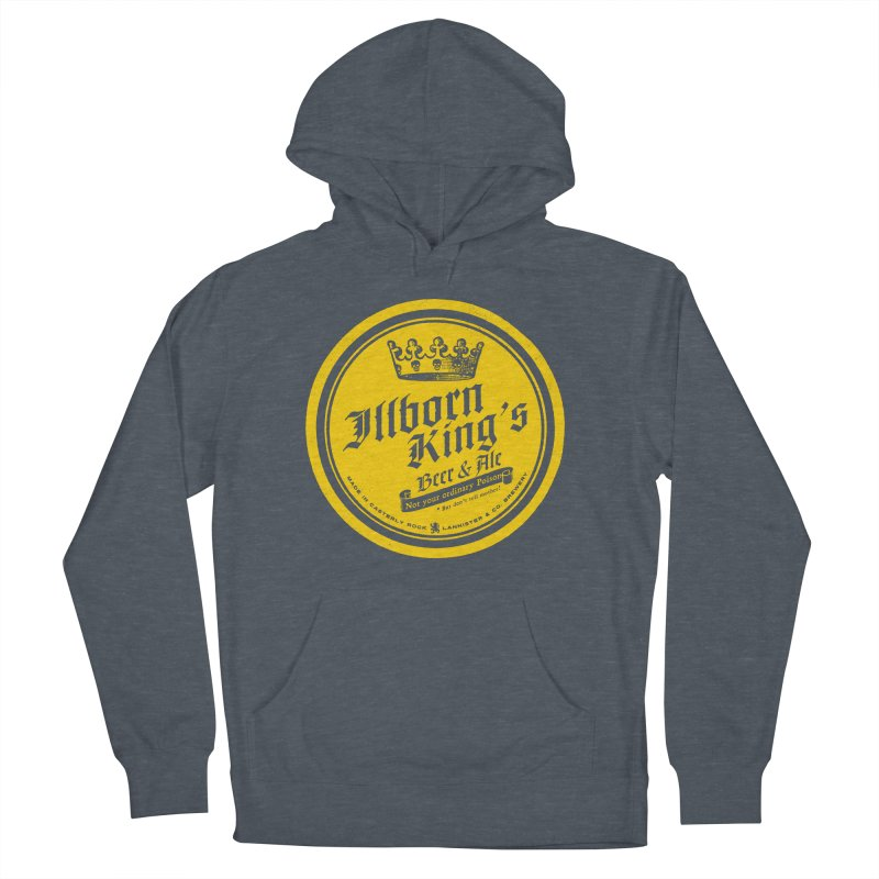 Not your ordinary Poison Men's French Terry Pullover Hoody by Victor Calahan