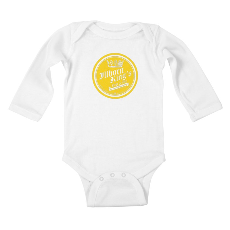 Not your ordinary Poison Kids Baby Longsleeve Bodysuit by Victor Calahan