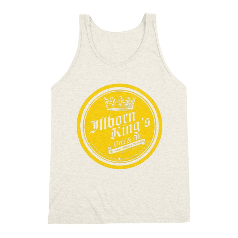 Not your ordinary Poison Men's Triblend Tank by Victor Calahan