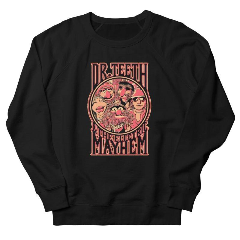 Electric Mayhem Women's Sweatshirt by Victor Calahan