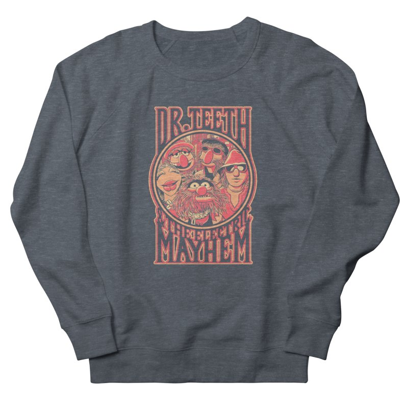 Electric Mayhem Men's Sweatshirt by Victor Calahan