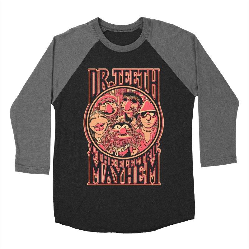 Electric Mayhem Women's Longsleeve T-Shirt by Victor Calahan