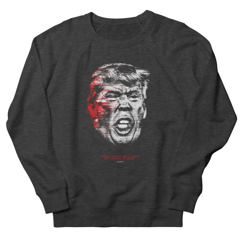 Ignorance Men's Sweatshirt by Victor Calahan