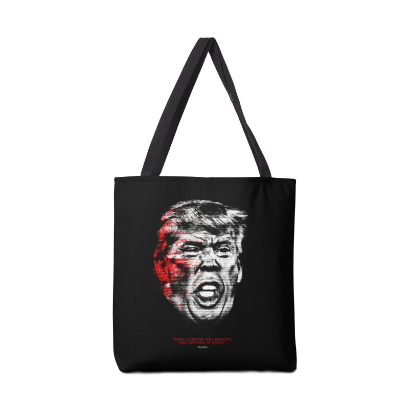 Ignorance Accessories Bag by Victor Calahan